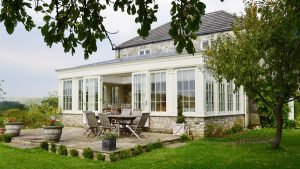 Add An Orangery To Your Home